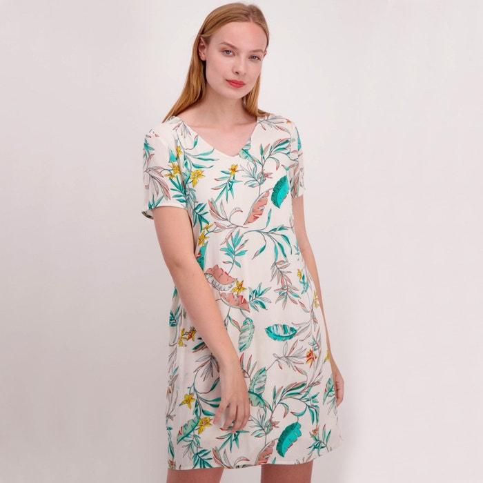 Платье прямое длина миди, 3/4, короткие рукава  VERO MODA image 0
