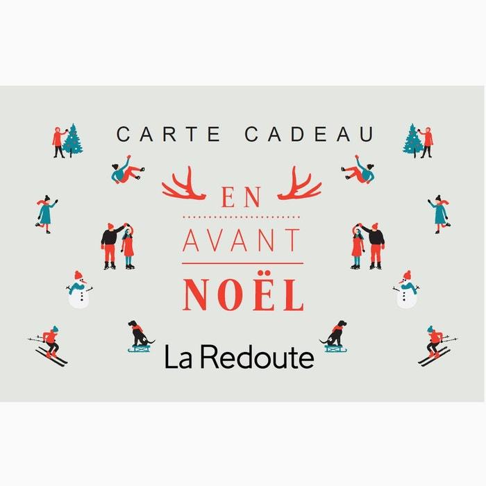 E-carte cadeau La Redoute LA REDOUTE