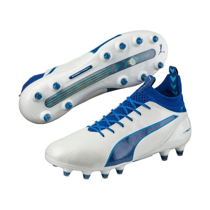 Evotouch Chaussures Football Pro Blanc Puma Fg qSMGVUpz