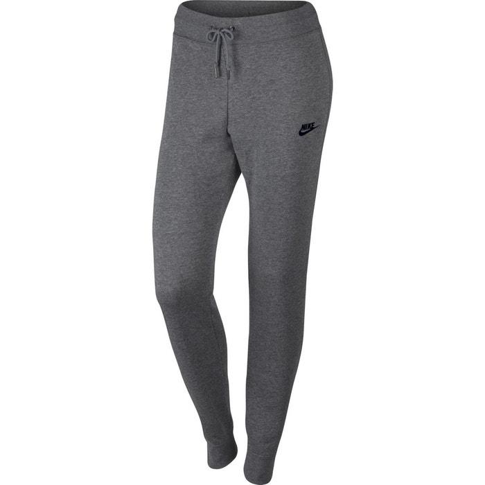 pantalon nike femme gris