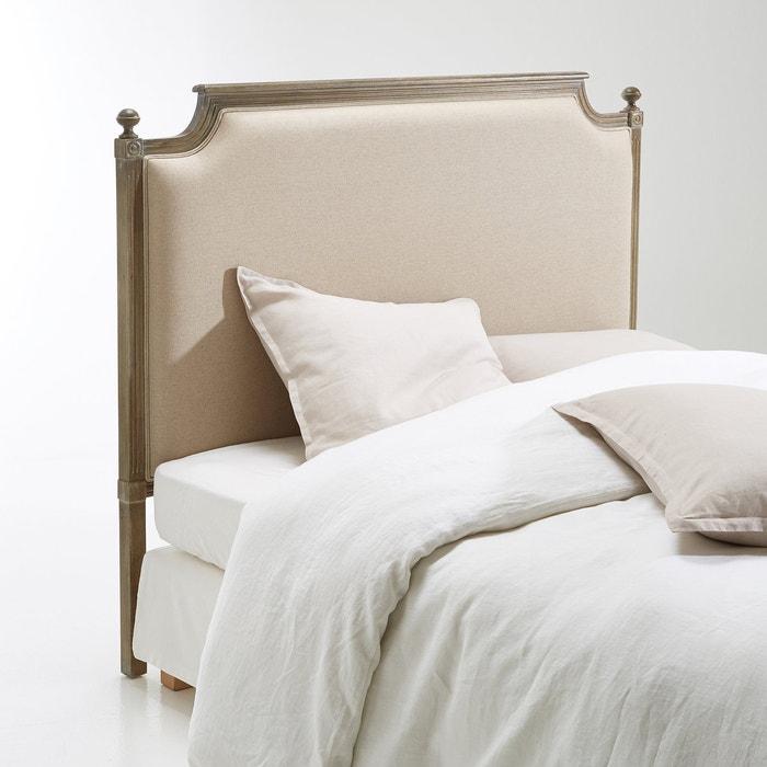 Hoofdeinde trianon linnen la redoute interieurs la redoute - Decoratie volwassen slaapkamer ...