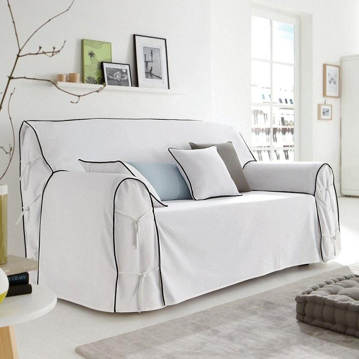 sofa berzug bridgy la redoute interieurs la redoute. Black Bedroom Furniture Sets. Home Design Ideas