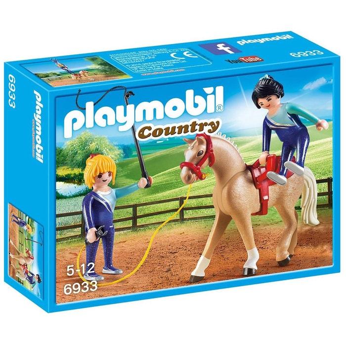 Voltigeuses et cheval pla6933 couleur unique playmobil la redoute - La redoute playmobil ...