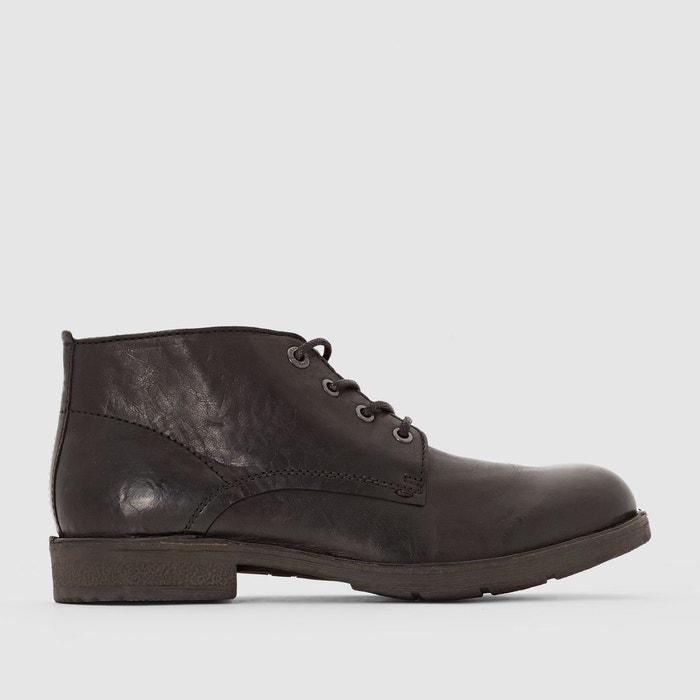 Boots cuir Bankam KICKERS
