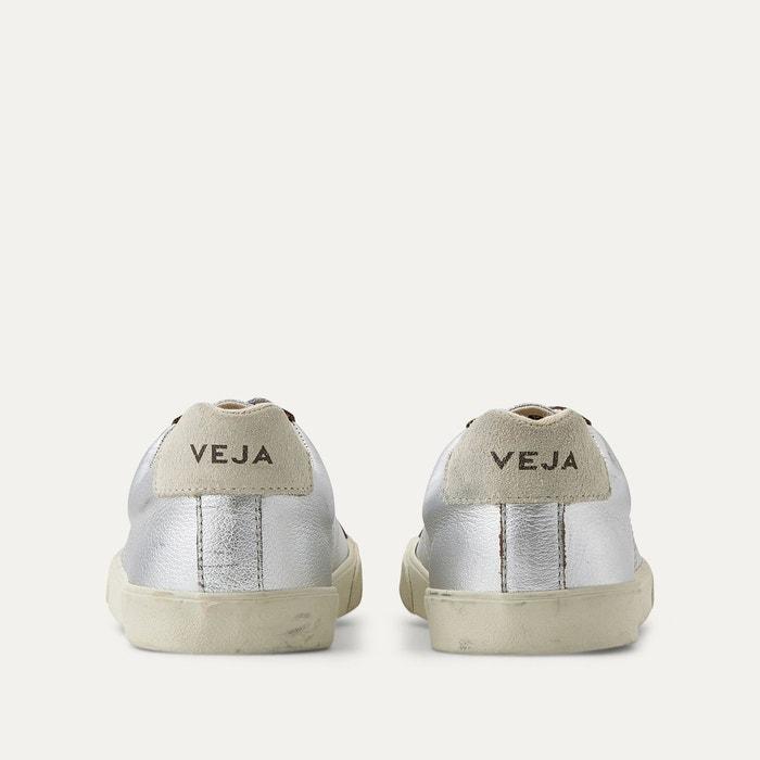 Baskets esplar low argent Veja