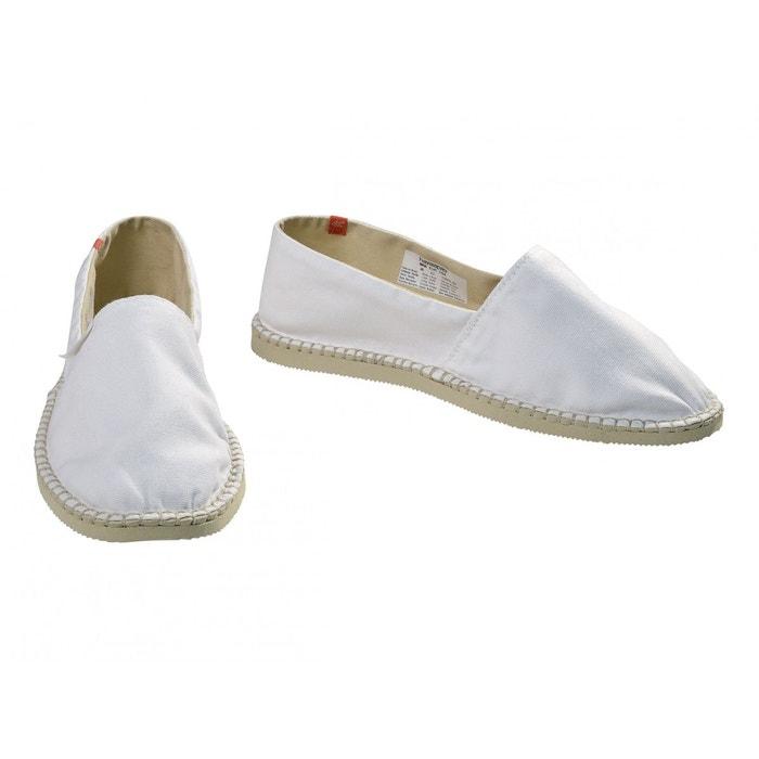 Chaussures espadrilles havaianas blanc couleur unique Havaianas