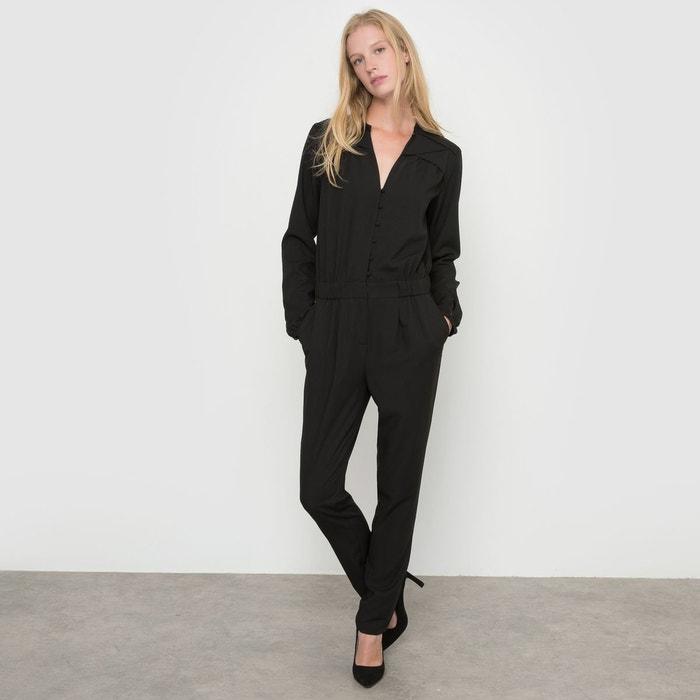 Combinaison pantalon fluide la redoute collections la redoute - La redoute combinaison ...