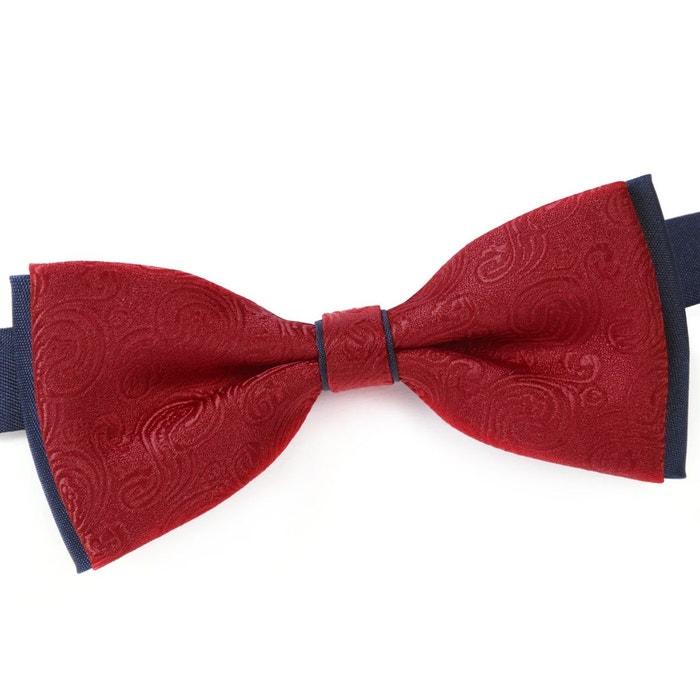 Noeud papillon treeble rouge rouge Dandytouch | La Redoute Manchester Grande Vente Sortie Livraison Gratuite Meilleur Endroit Finishline Vente En Ligne UhJ795HdNh