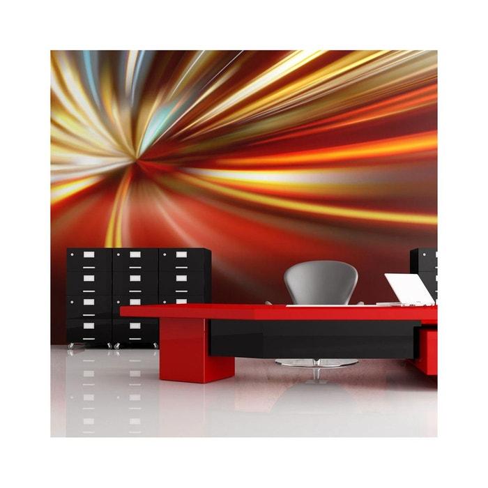 papier peint digital design night road dimension 250x193 recollection la redoute. Black Bedroom Furniture Sets. Home Design Ideas