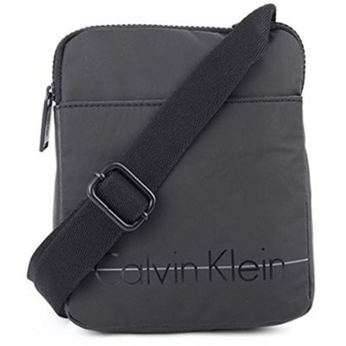 Sacoche homme noir Calvin Klein Jeans | La Redoute Offres Pour La Vente Trouver Une Grande Vente En Ligne 2018 La Vente En Ligne tQ4Or
