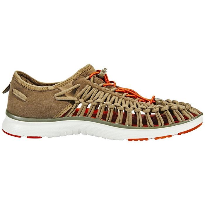 Uneek o2 - sandales homme - marron marron Keen