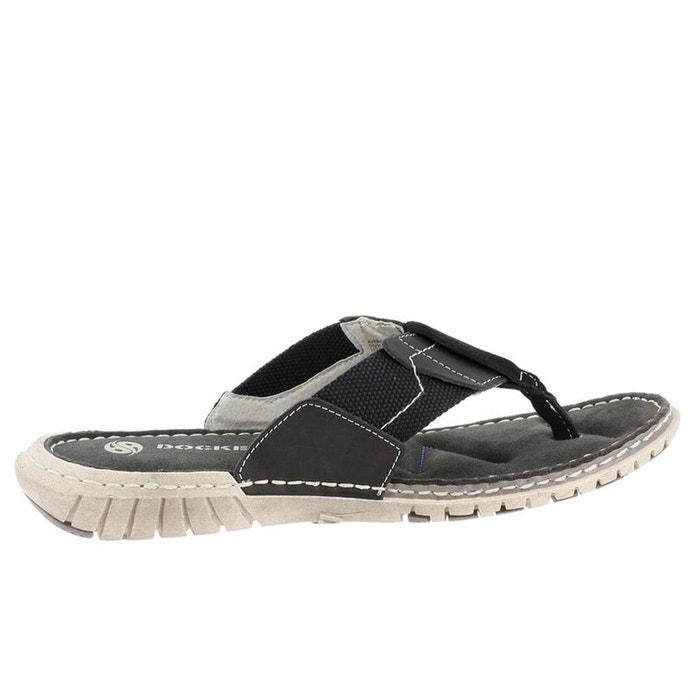DOCKERS pieds nu BY sandales cuir GERLI xxFwZRqUO