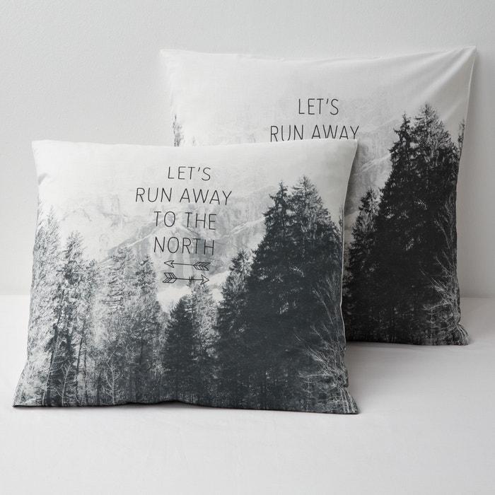 Grand Nord Single Pillowcase