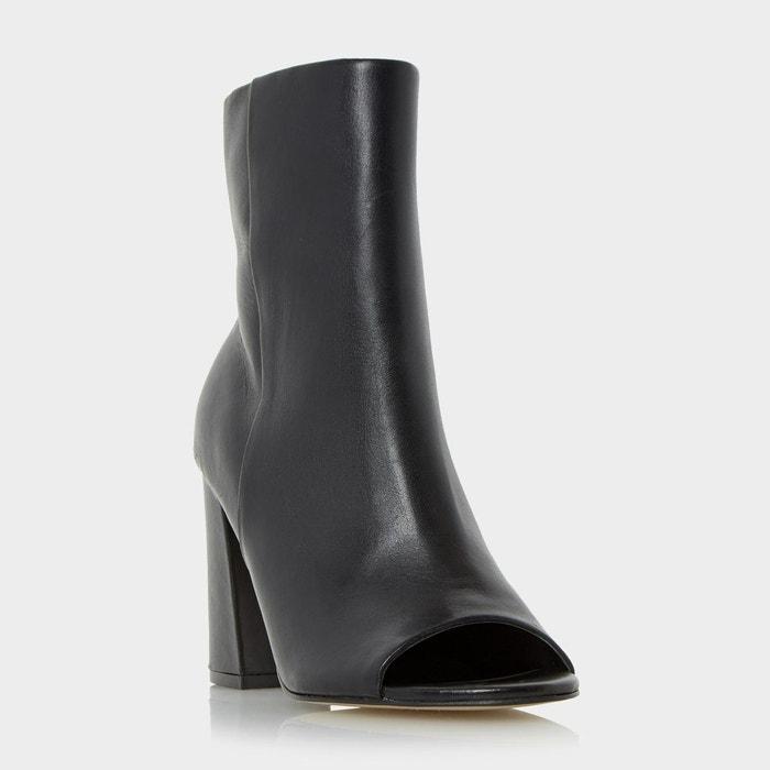 Flared block heel peep toe ankle boot Achat En Ligne Arriver À Acheter Prix Pas Cher Meilleur Achat M9EGW5t