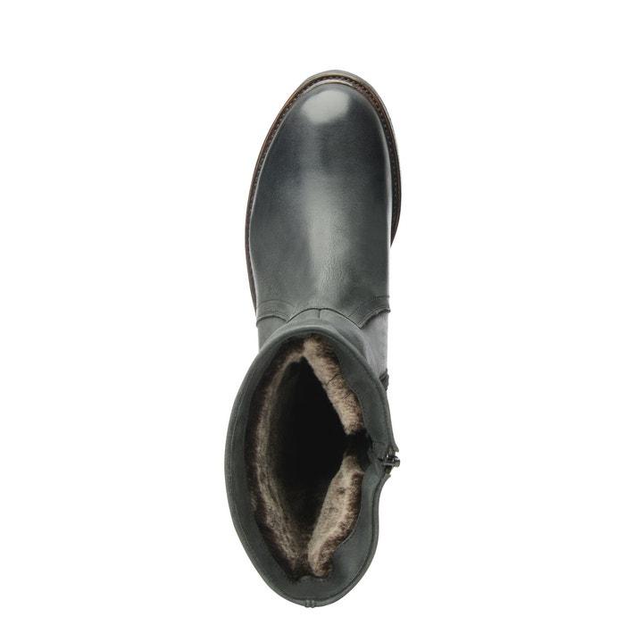 Noir La D'hiver 273 Cuir Redoute Shoepassion N° Boots ZI4Pzwqw