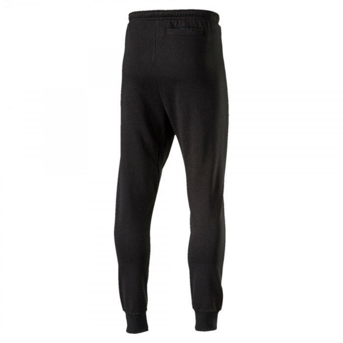 6ac16e2ca Pantalon de survêtement puma ferrari lifestyle - 573468-01 noir Puma ...
