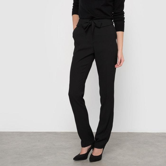 Image Pantaloni da annodare vita alta atelier R