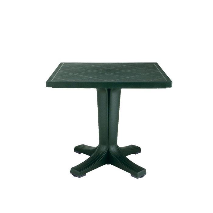 Table d montable giove 80 nardi la redoute for Table exterieur la redoute