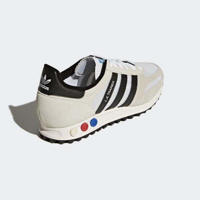 Chaussure la trainer og blanc Adidas Originals