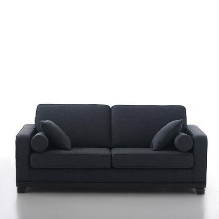 canap 2 ou 3 places convertible confort excellen la redoute interieurs la redoute. Black Bedroom Furniture Sets. Home Design Ideas