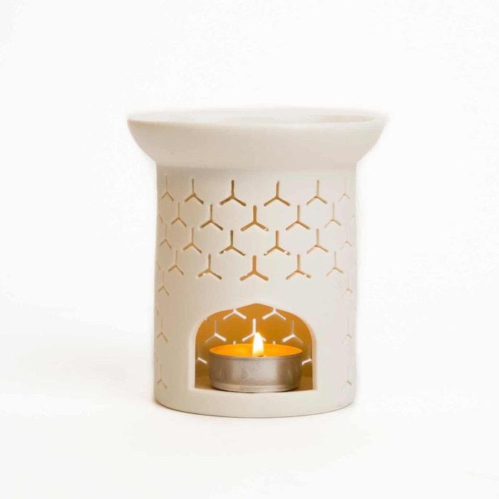 Br le parfum nid d 39 abeilles blanc nature et decouvertes la redoute - Diffuseur de parfum nature et decouverte ...