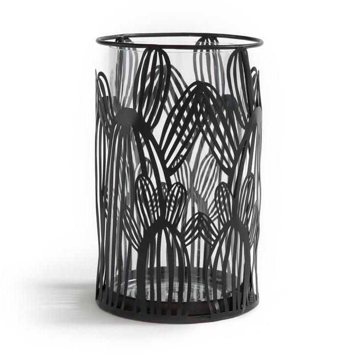 Lanterna cactus in vetro e metallo, DORIO  La Redoute Interieurs image 0