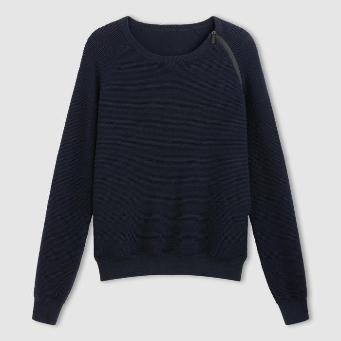 Image Sweter z okrągłym dekoltem i długim rękawem R essentiel