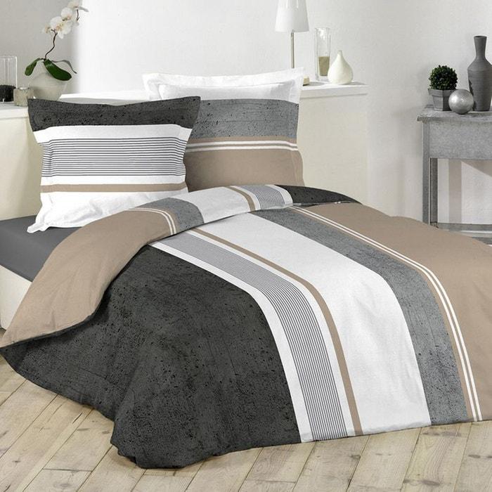 parure de lit vesuvio 260x240 douceur d 39 int rieur sans. Black Bedroom Furniture Sets. Home Design Ideas