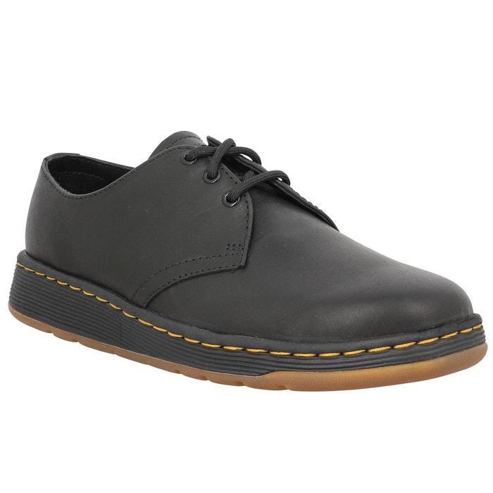 Chaussures à lacets femme dr martens cavendish femme noir noir Dr Martens    La Redoute 358ce6044a86