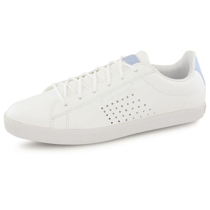 Baskets le coq sportif agate translucent blanc femme  blanc Le Coq Sportif  La Redoute