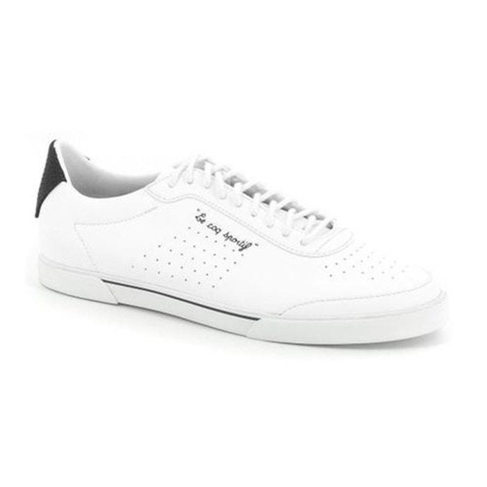 Le Coq Sportif Chaussure Blanc