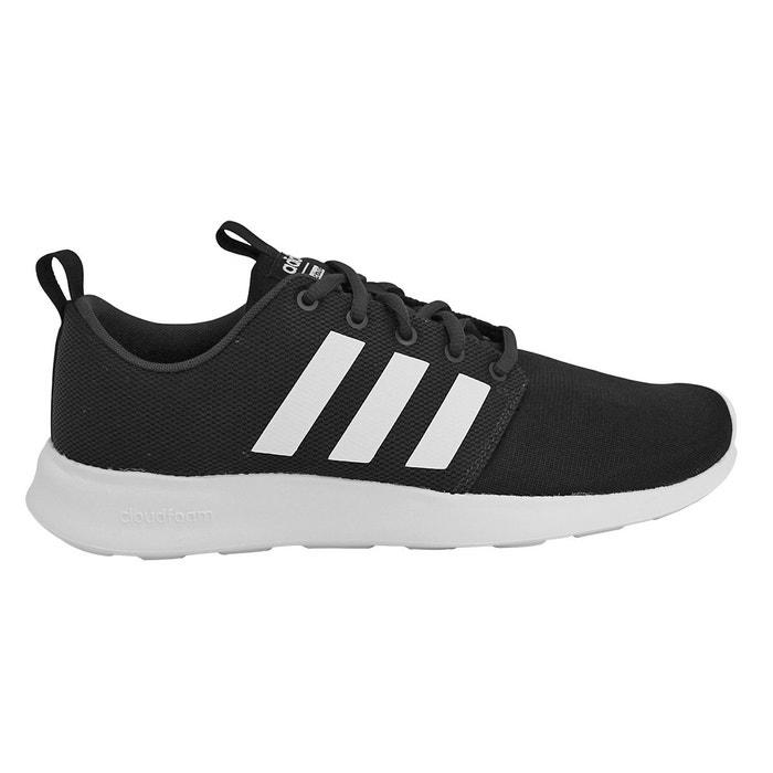 7f0a4db2d00 Adidas neo cf swift racer chaussures mode sneakers homme cloudfoam noir  Adidas