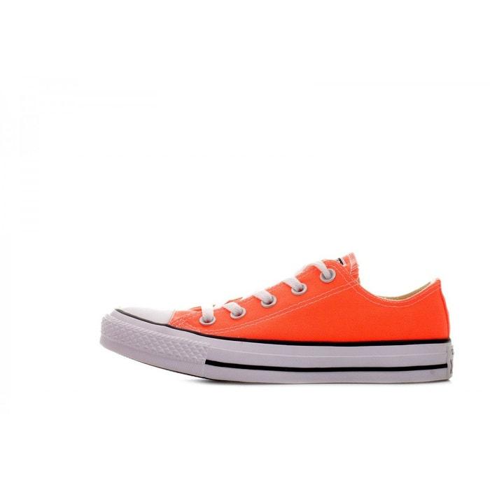 Basket converse all star ct canvas ox - 155736c orange Converse
