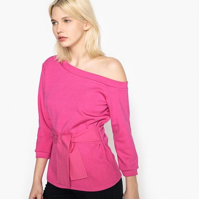 Tie Front Sweatshirt  MADEMOISELLE R image 0