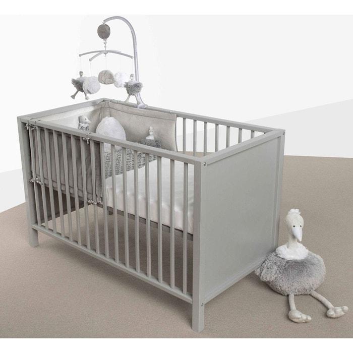 lit b b nordic quax la redoute. Black Bedroom Furniture Sets. Home Design Ideas