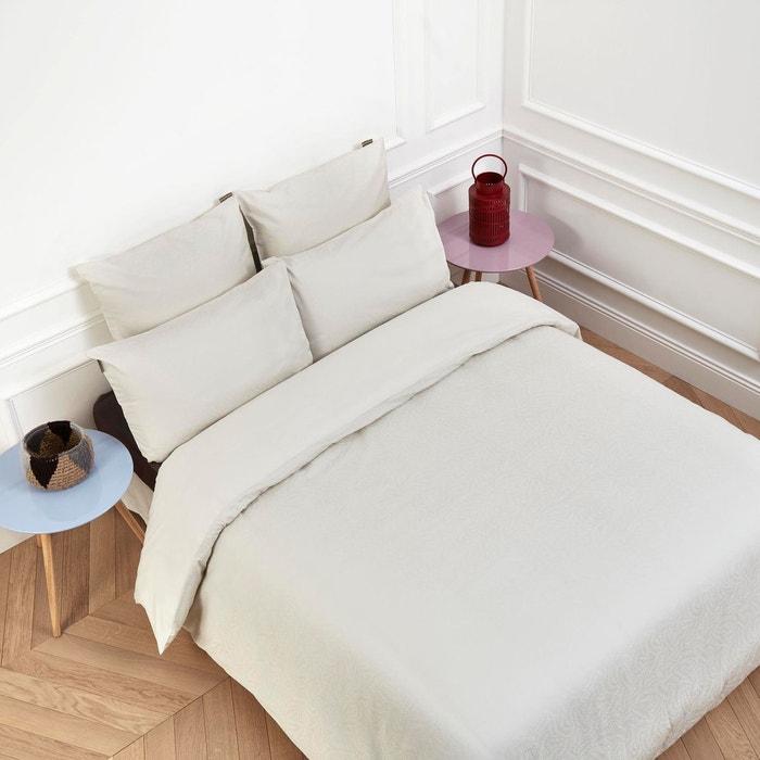housse de couette coton mimoza naturel naturel madura la redoute. Black Bedroom Furniture Sets. Home Design Ideas