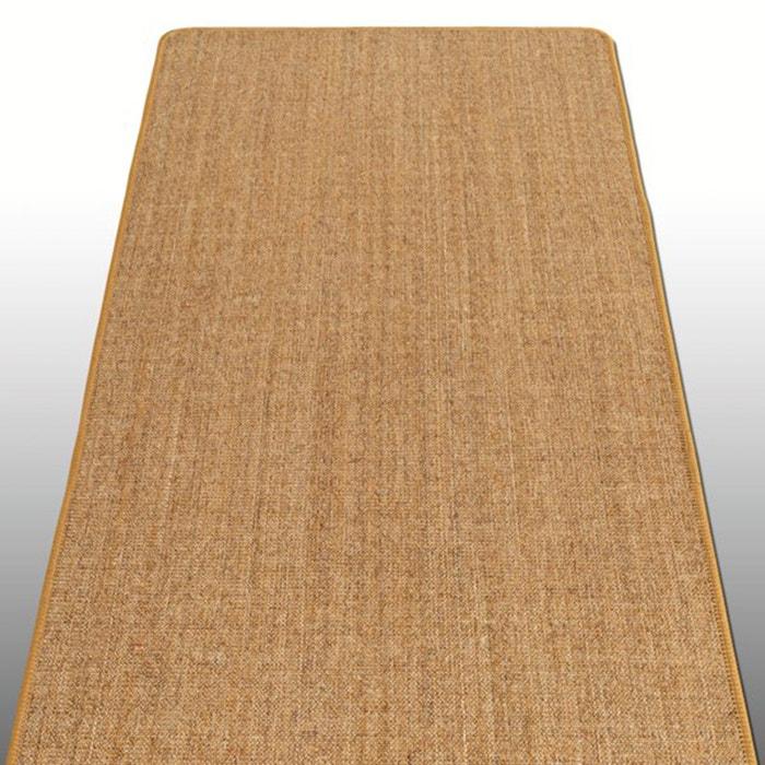 tapis couloir 3 tailles beige fonc la redoute interieurs la redoute. Black Bedroom Furniture Sets. Home Design Ideas