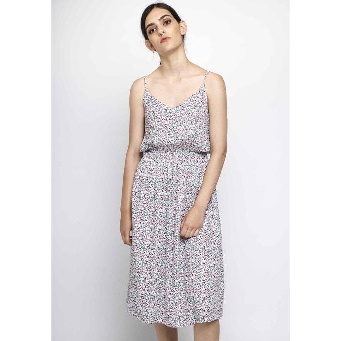 Floral Print Midi Dress  COMPANIA FANTASTICA image 0