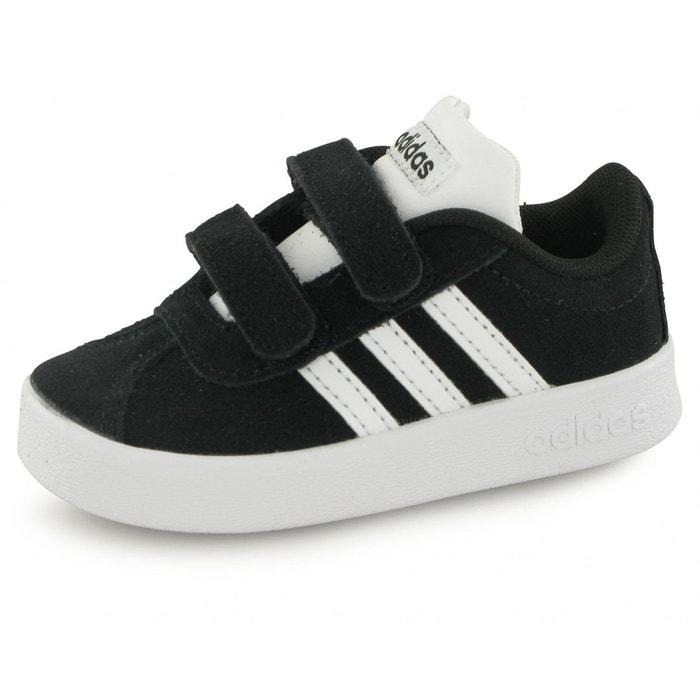 huge discount c7a29 7cc4a Baskets vl court 2.0 noir Adidas  La Redoute