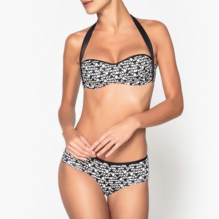 con Collections shorty Braguita gr bikini 225;fico Redoute estampado de La xv5OwXqYv