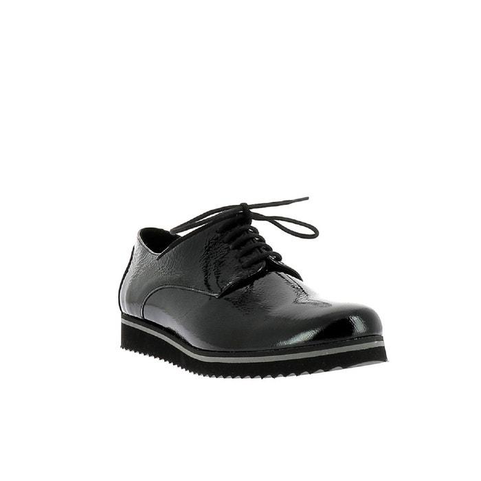 Chaussures a lacets army 305  noir Elizabeth Stuart  La Redoute
