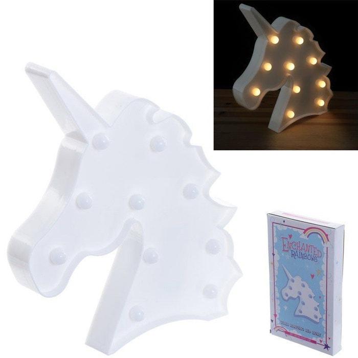 Veilleuse Lampe Lampe Licorne Led Ou Ou SUVqMzpG