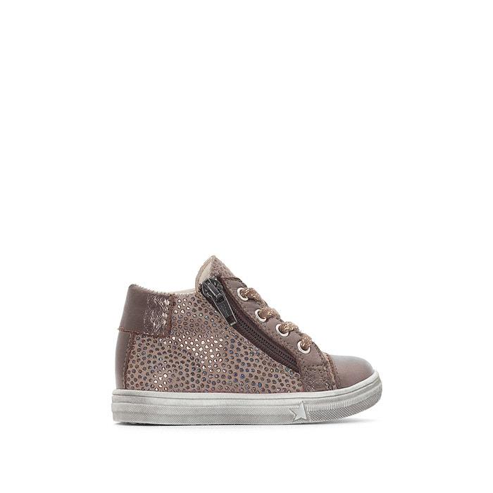 afbeelding Hoge sneakers met reptielprint Belette BOPY