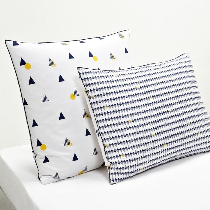 Funda de almohada 100% algodón DIGNA  La Redoute Interieurs image 0