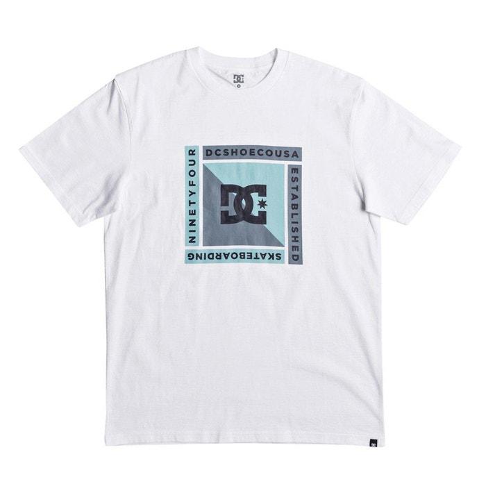 T-shirt con scollo rotondo tinta unita, maniche corte  DC SHOES image 0