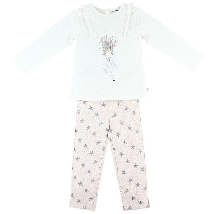 7b9ff2193a02b Pyjama 2 pièces en jersey NOUKIE S image 0
