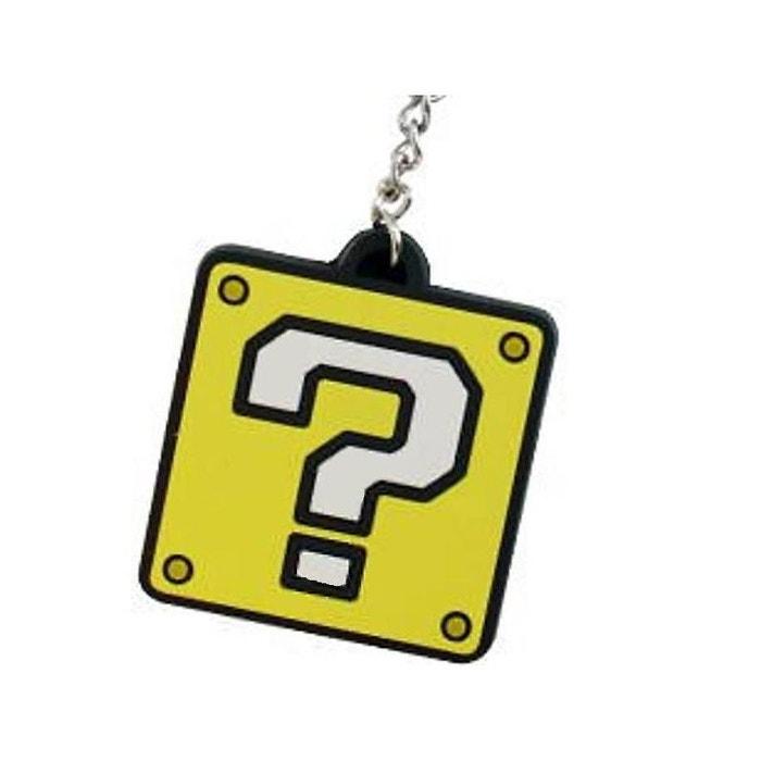 Porte clé cube question couleur unique Abysse Corp | La Redoute Jeu Geniue Stockiste GLkGEOu