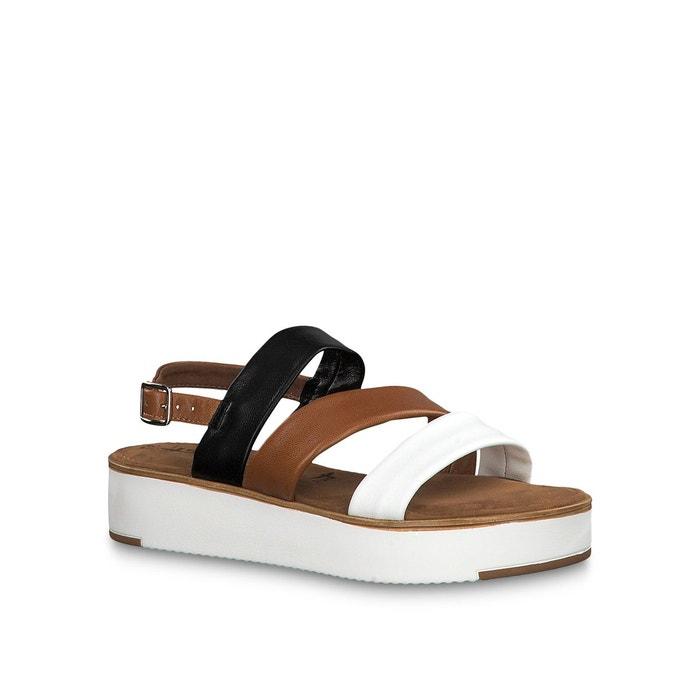 Sandales cuir Solofra