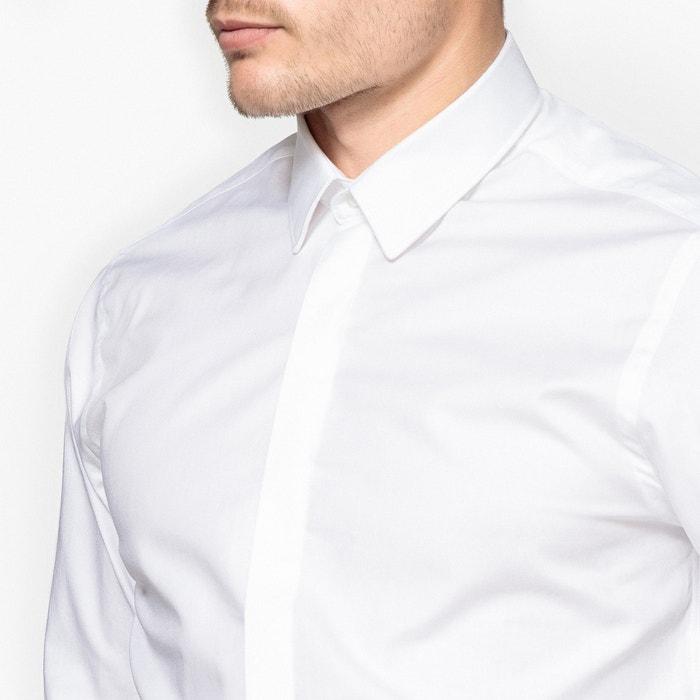 Collections 243;n La Camisa slim 100 Redoute algod Bq5qYA