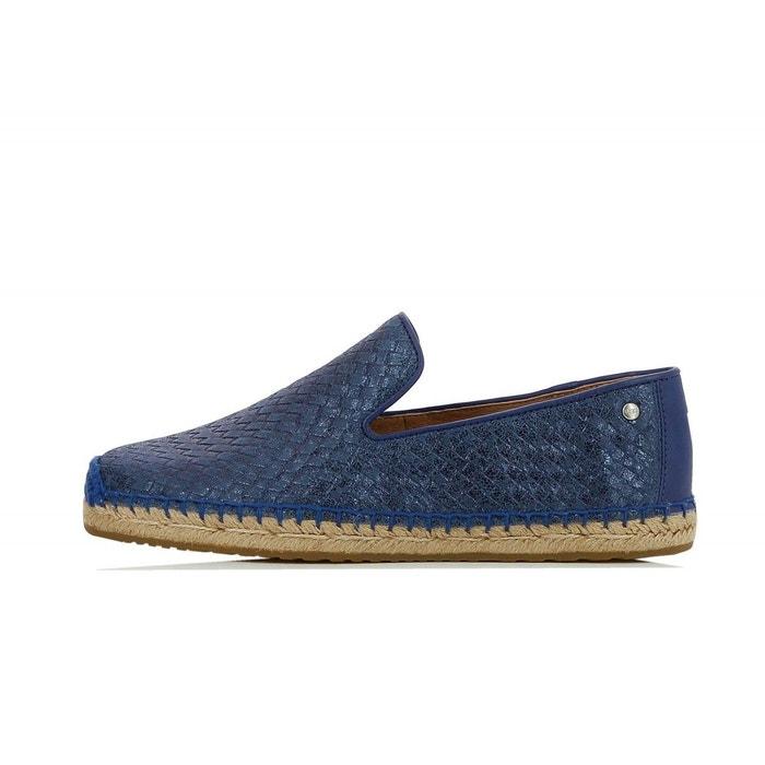 Vente Pas Cher Meilleure Vente Espadrille ugg sandrinne metallic (bleu) bleu Ugg designer ly0q1Sj